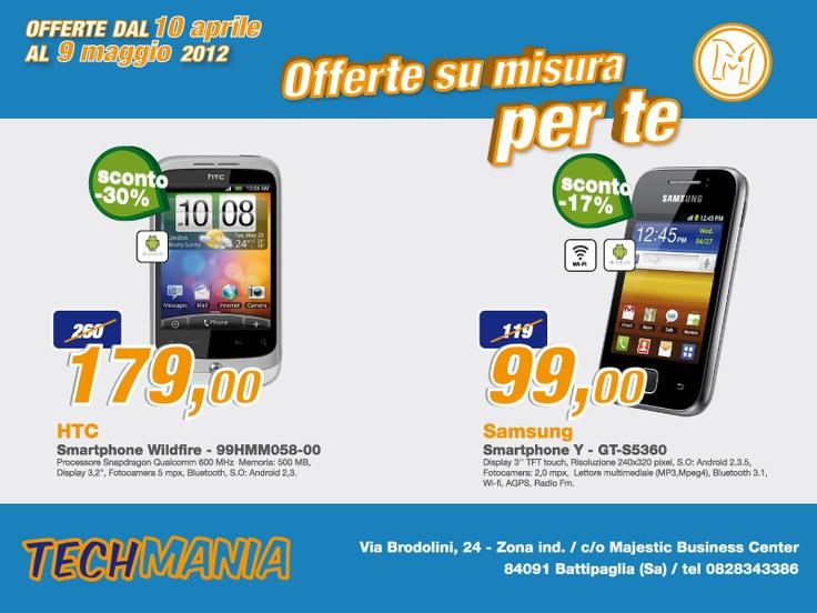 Techmania, nuove offerte su misura per te! valide fino al 9/5/12
