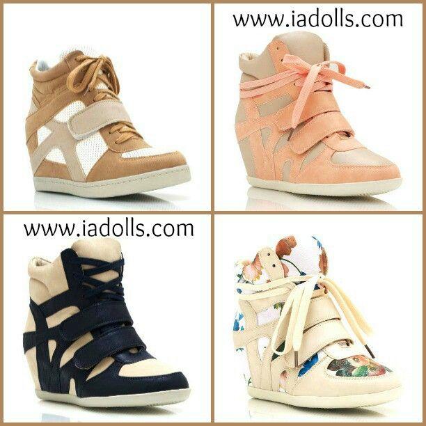 Tenis con plataforma | Fashion Shoes