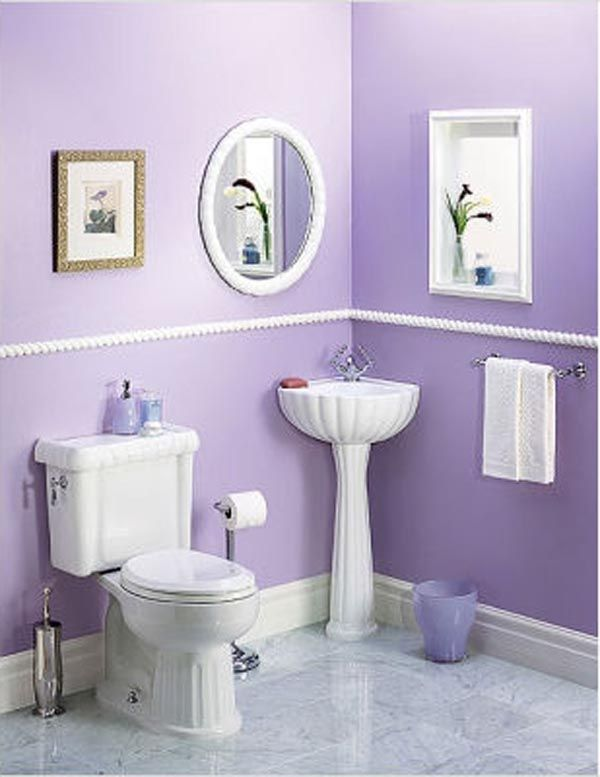 Sinks for small bathroom p u r p l e pinterest - Corner sinks for bathroom ...