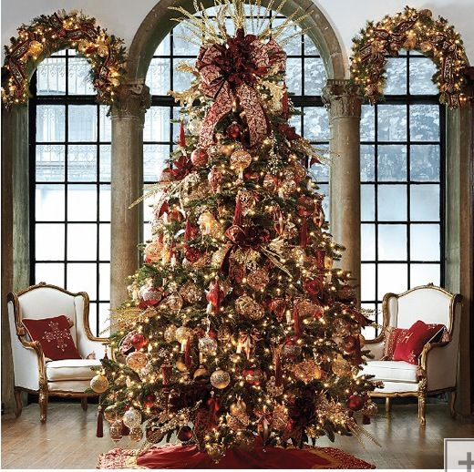 Tree Ideas Christmas Decor Christmas Pinterest
