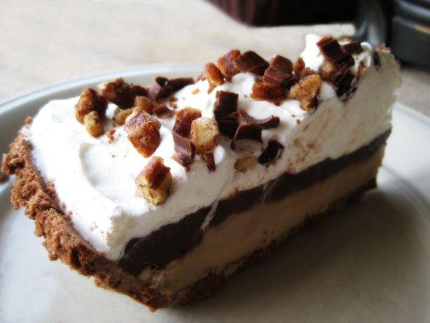 Coffee Ice Cream Pie | Recipe