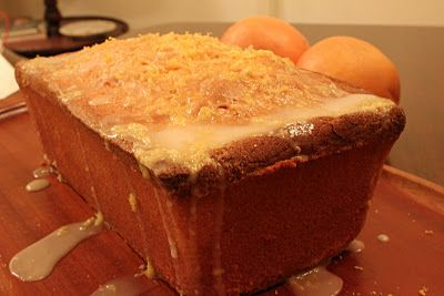 grapefruit pound cake | CAKES,with and without cups | Pinterest