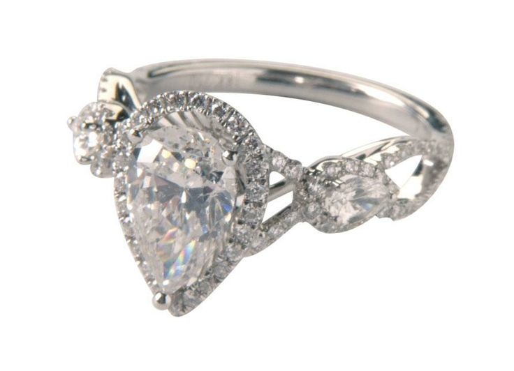 Engagement Rings Teardrop 23 Dream Wedding