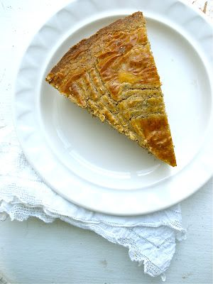 Breton Fleur de Sel Buckwheat Cake | Cakes | Pinterest