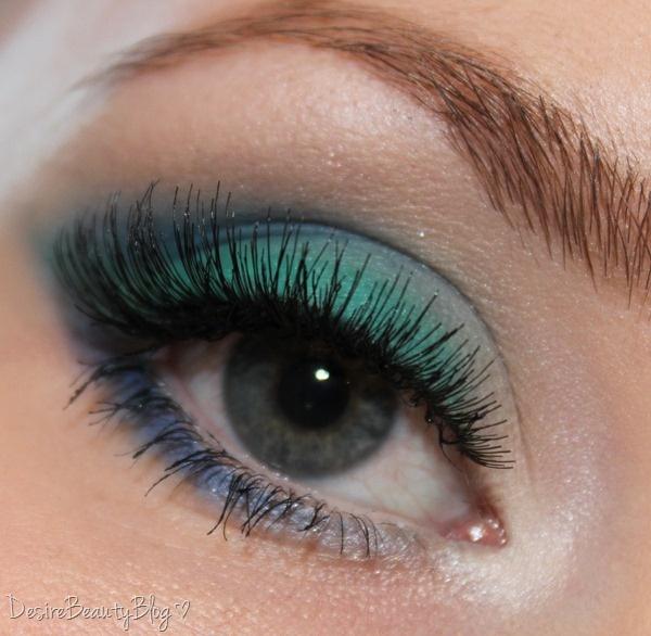 turquoise makeup : Makeup u0026 Nails : Pinterest