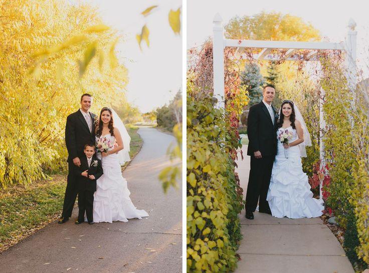 Denver Fall Weddings Stonebrook Manor Destination