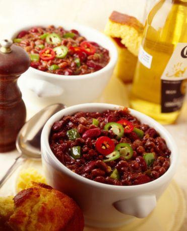 Easy Ground Beef Chili | Recipe