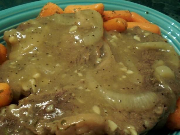Drunken Garlic Crock Pot Roast I've made this and it IS yummy! Gonna ...