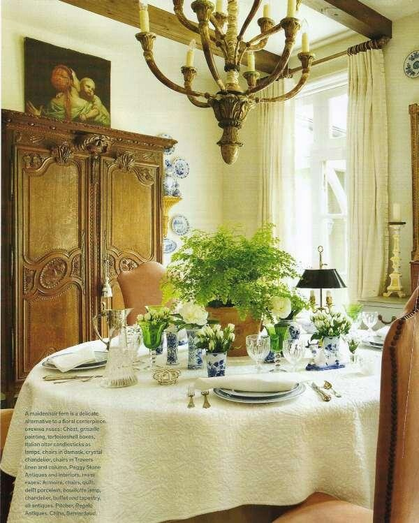 Dining Room Veranda Magazine Home Decor and House