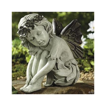 fairy statue garden accents fairy garden statues