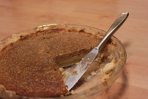 Brown Sugar Buttermilk Pie recipe and review from a blogger who tried ...