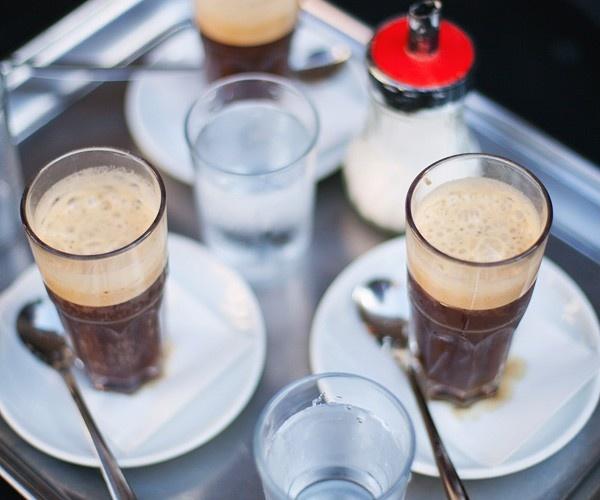 Caffe' Shakerato at Caffe Sant'Eustaccio