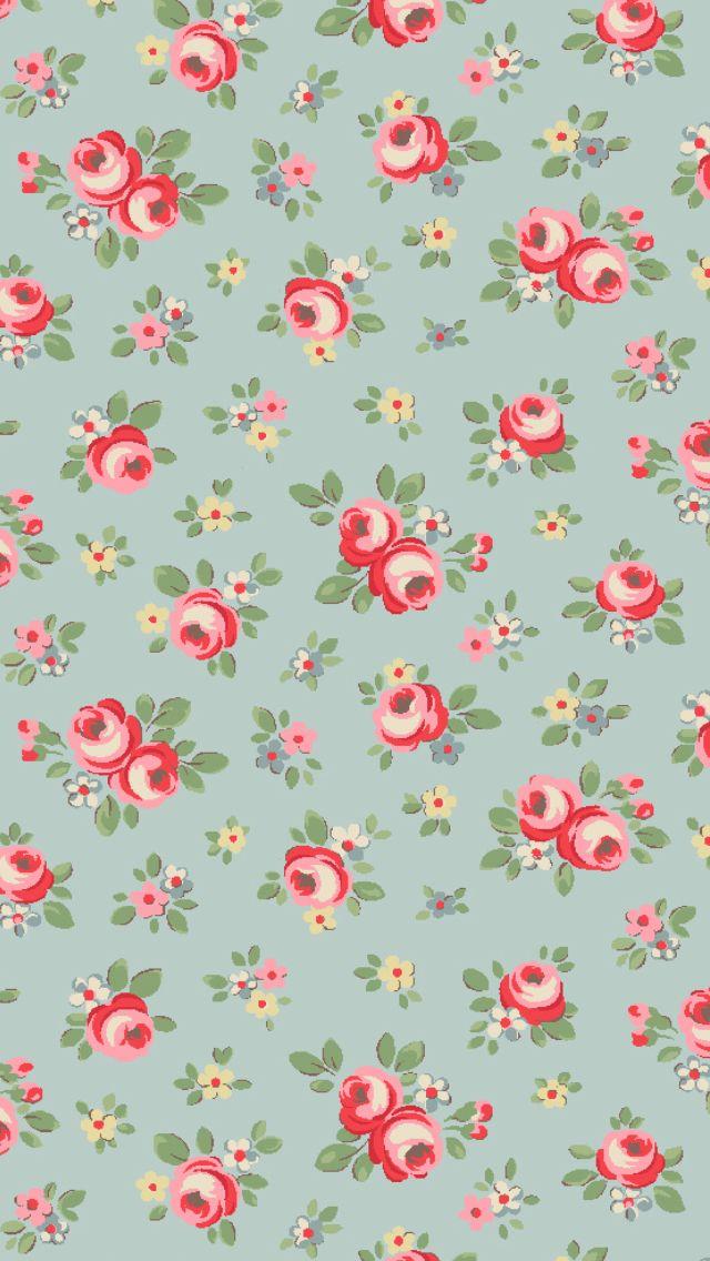 cath kidston floral iphone wallpaper tech pinterest