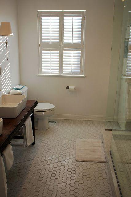 Hexagonal Floor Tiles Boys 39 Bathroom Stuff I Want For Our Nest