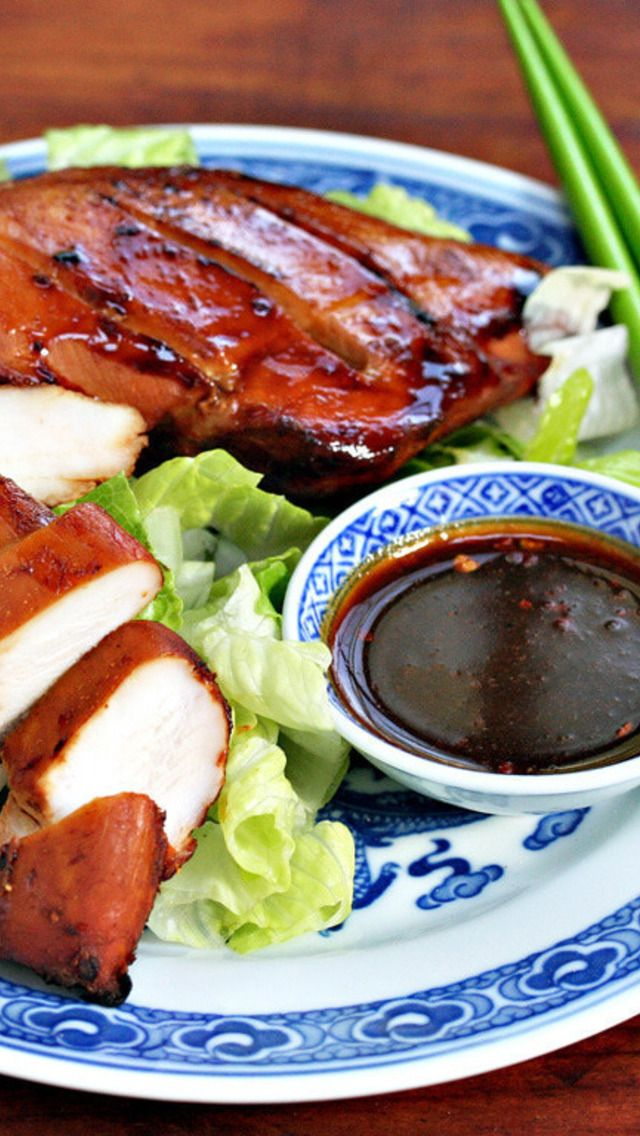 Penang-Style Baked Chicken | Delicias | Pinterest