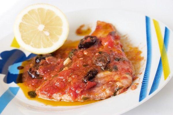 Fish Fillets Italiano #Recipe Quick and Delicious!