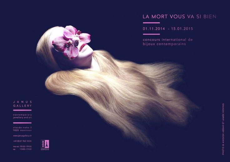 EXPO - Janus Gallery - Montreux (CH) 'la mort vous va si bien'