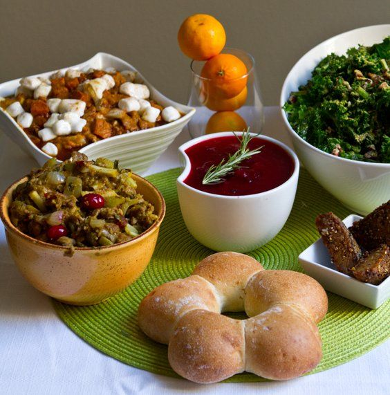 Healthy, Happy Vegan Thanksgiving 2011! - Healthy. Happy. Life.