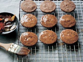 honey-hazelnut-cookies... look and sound delicious!
