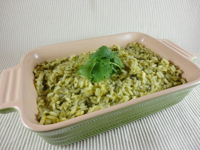 Eat Cake For Dinner: Mexican Green Rice | Tex Mex Sorta' | Pinterest