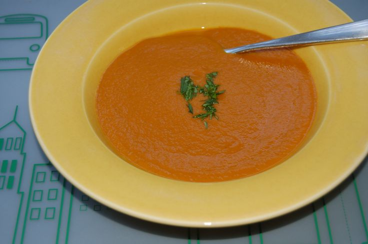 Carrot & coriander soup (from Dr. Frank Lipman's detox recipe ...