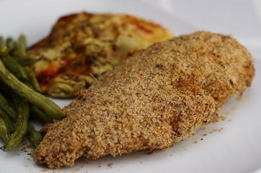 Crispy Baked Chicken | Chicken | Pinterest