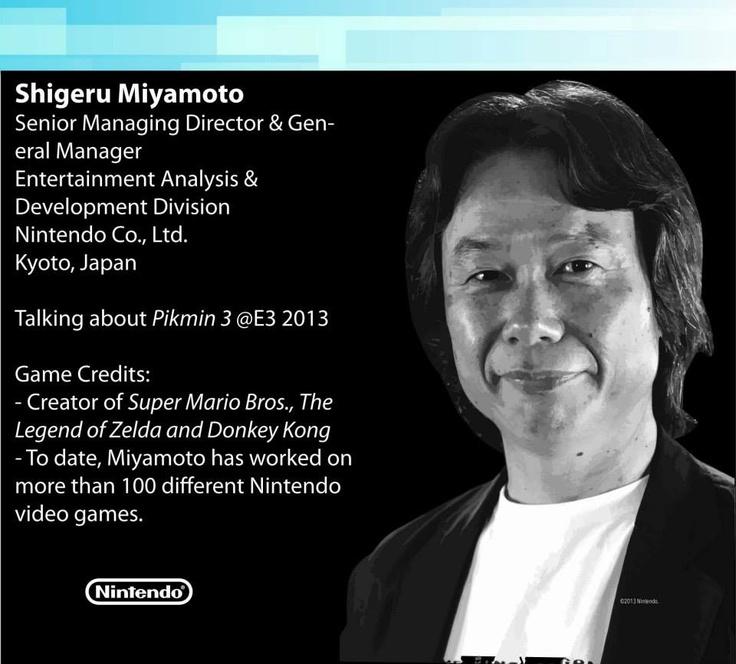 Shigeru Miyamoto Quotes Quotesgram