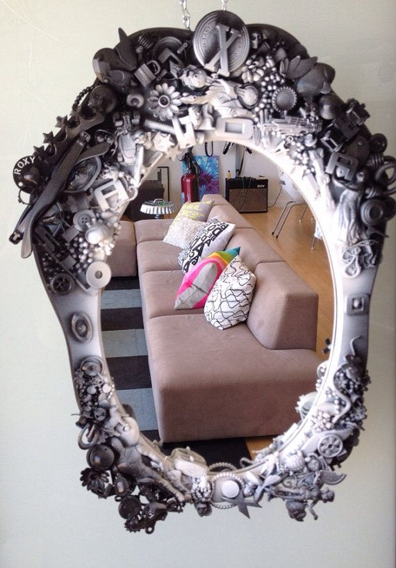 Pinterest discover and save creative ideas for White baroque style mirror