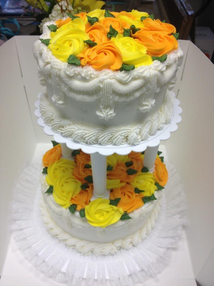 Small Anniversary Cakes
