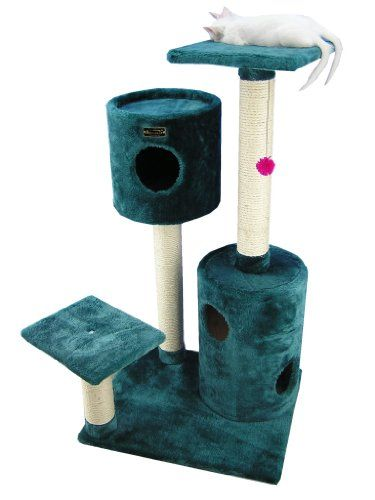 More Korean Kitty Design further B000bj7yuo additionally Floor To Ceiling Cat Tree further Cat Tree That Looks Like A Tree in addition Quad Leaf Cat Scratching Post. on cat scratching tree