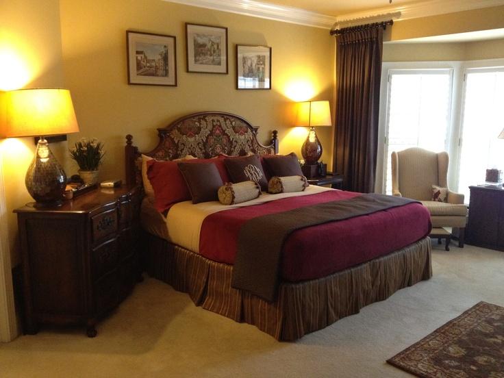 Bedroom Retreat Master Bedroom Ideas Pinterest