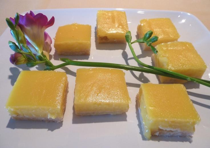 Joanne Chang's Lemon Bars   Cookies/Cookie bars   Pinterest