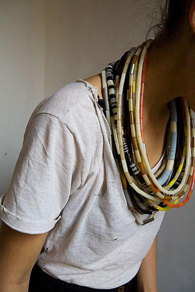 Lauren Manoogian necklaces.