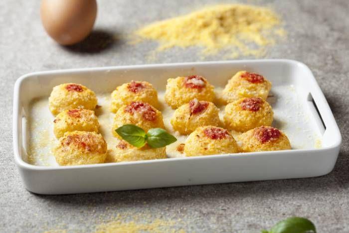 Gnocchi alla romana #Star #ricette #gnocchi #romana #food #recipes # ...