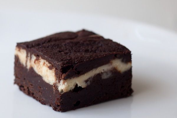 Goat Cheese Brownies! Yes please. | Desserts, and ..... | Pinterest