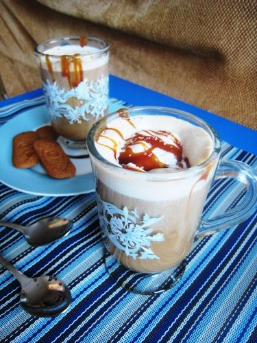 Boozy Salted Caramel Mocha Recipes — Dishmaps