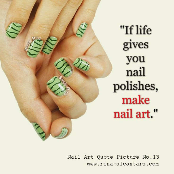 Quotes About Nail Art QuotesGram