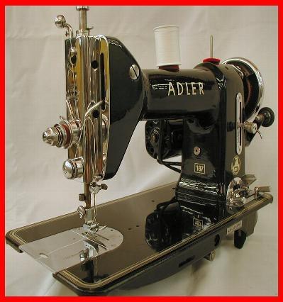 Rare Adler 185.  Workhorse