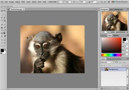 free online photo editor similar to photoshop