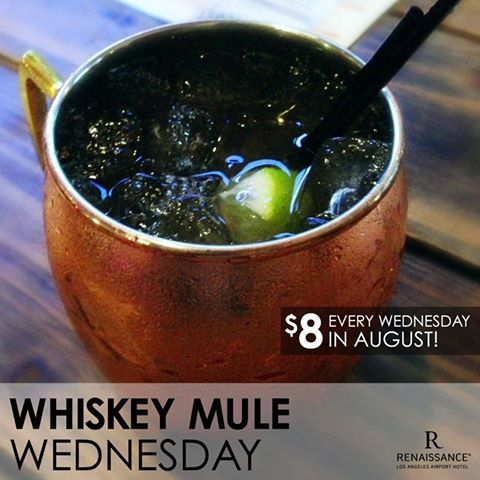 refreshing mix of Jameson and Ginger Beer, our Whiskey Mule is known ...
