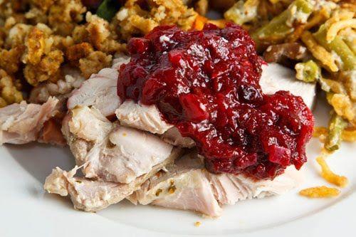 Parmesan and Sage Roasted Turkey Breast | Recipe