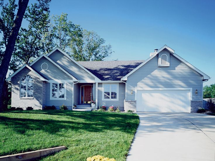 ranch house plans with hip roofs ananu me garage plans and more hanike