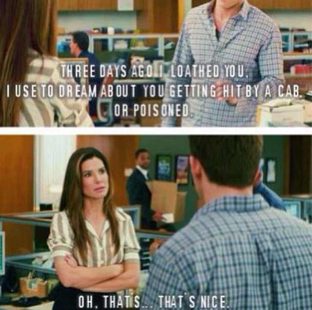 Funny Quotes On Love Proposal : The Proposal Movie Quotes. QuotesGram