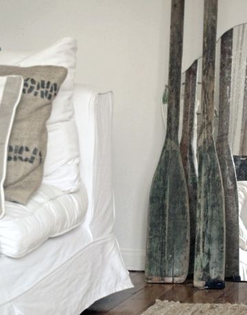 oar decor for bedroom