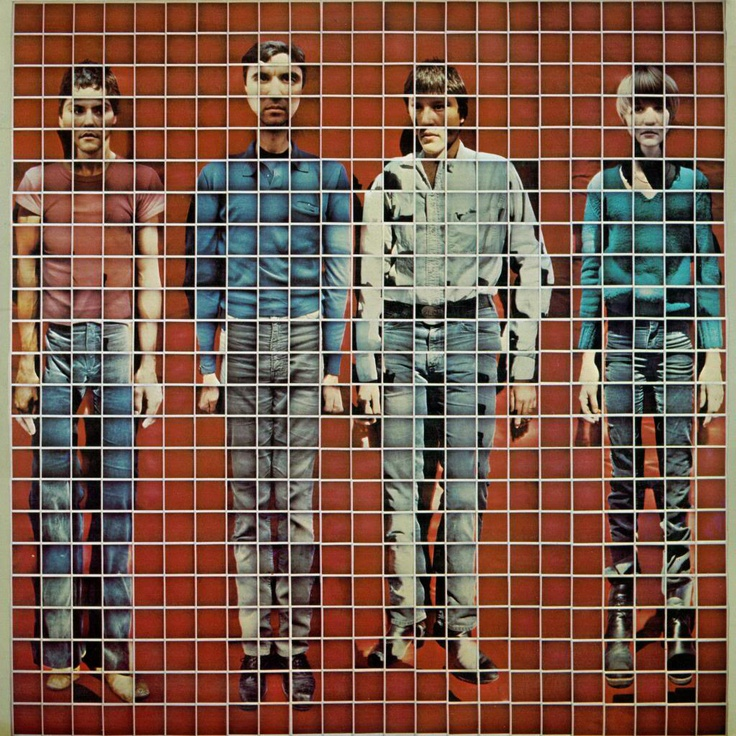 Talking Heads - More Songs About Buildings And Food  – 70's ALBUM ARTWORK DESIGN