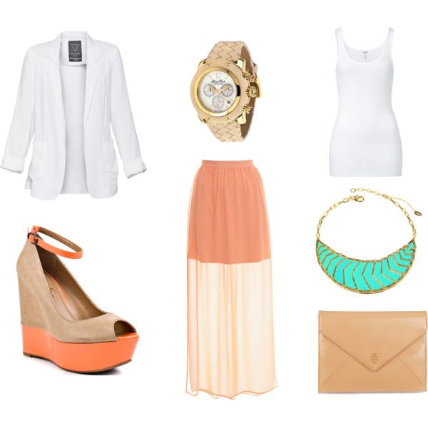 Summer Shandy, created by theaffluentacademy on Polyvore