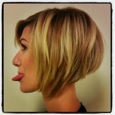 stacked angled bob - Google Search | Hair and Beauty | Pinterest