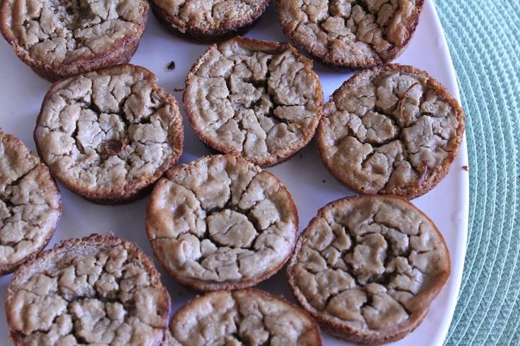 Banana Bread Protein Muffins | Breakfast | Pinterest