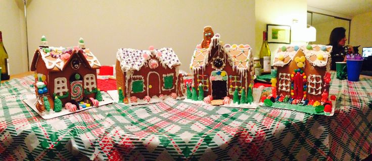 Gingerbread House contest | Oh the places you will go.. | Pinterest