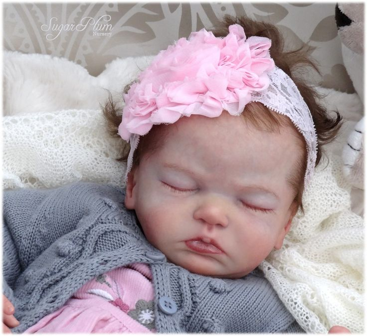 reborn baby doll kit hattie by cassie peek limited. Black Bedroom Furniture Sets. Home Design Ideas